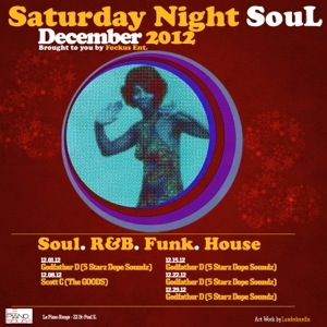 Saturday Night Soul