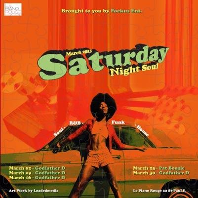 Saturday Night Soul