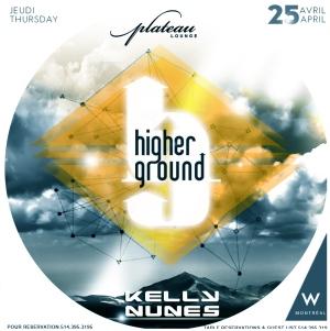 HigherGround 25 Avr