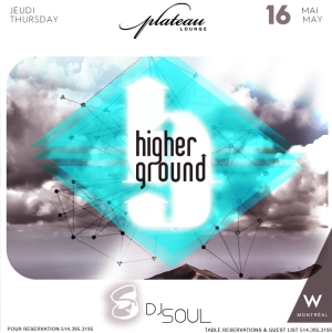 HigherGround 16 may