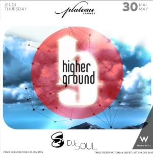 HigherGround 30 may