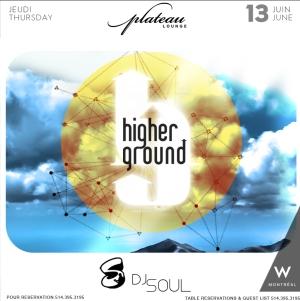 HigherGround 13 jun