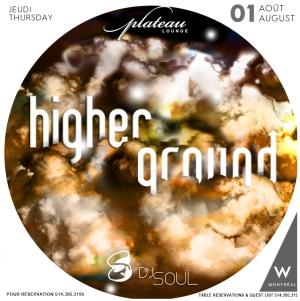 HigherGround 1 augu