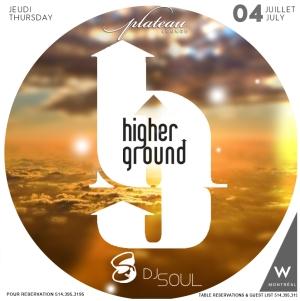 HigherGround 4 jul