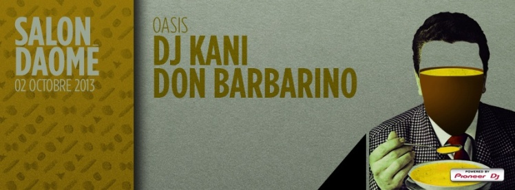 Oasis Wednesdays Dj Kani Don Barbarino