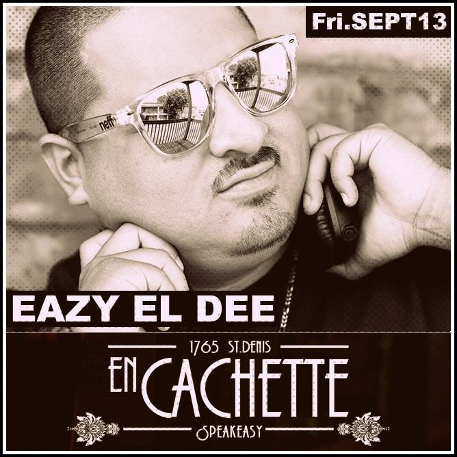 Behind Closed Doors Eazy El Dee
