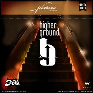 Higher Ground Dj Soul