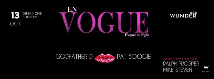 En Vogue Elegant by Night Wunderbar W Hotel