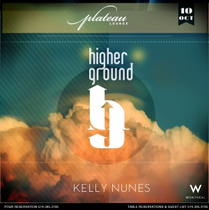 Higher Ground Kelly Nunes