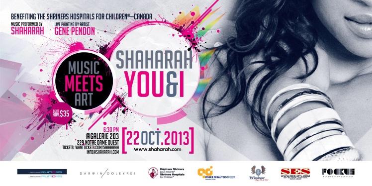 You & I Shaharah