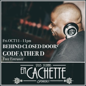 Behind Closed a Doors Godfather D