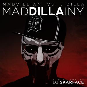 MadDILLAiny (Madvillain vs J Dilla) Mashup Mixtape