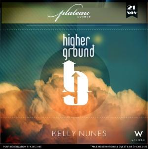 Higher Ground Kelly Nunes