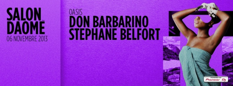 Oasis Wednesdays Stephane Belfort Don Barbarino
