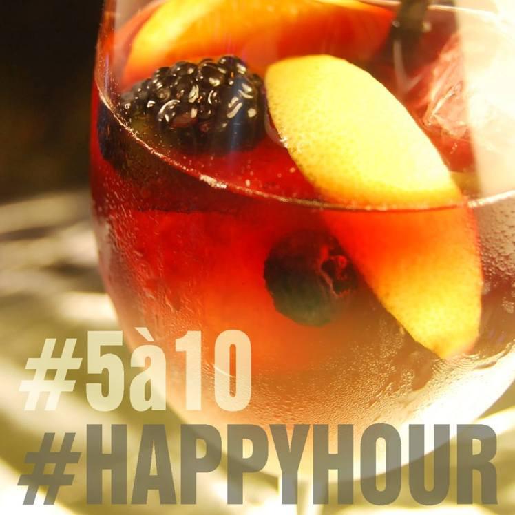 5@10 Happy Hour