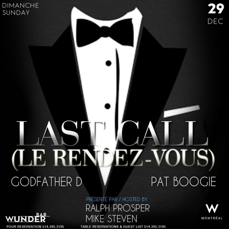 Last Call Le Rendez Vous