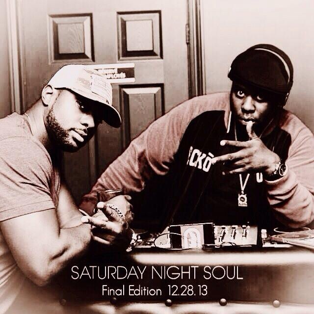 Saturday Night Soul Final Edition