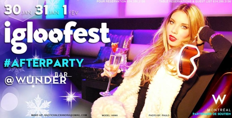 Igloofest After Party