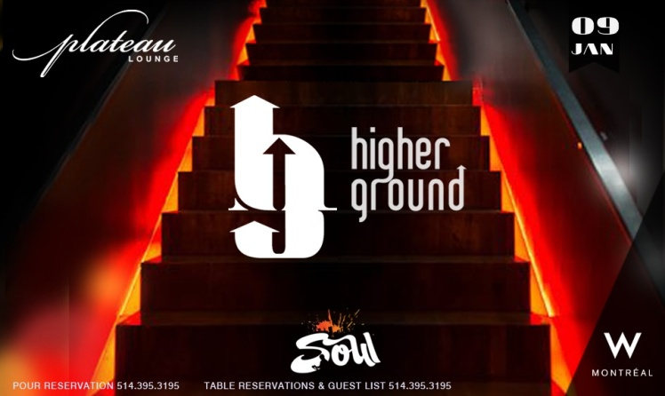 Higher Ground Dj Soul