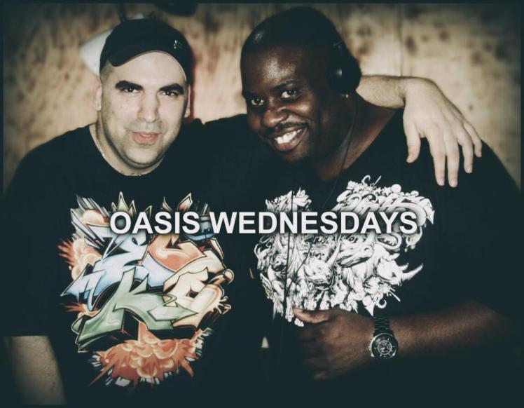 Frank Turgeon Don Barbarino Oasis Wednesdays