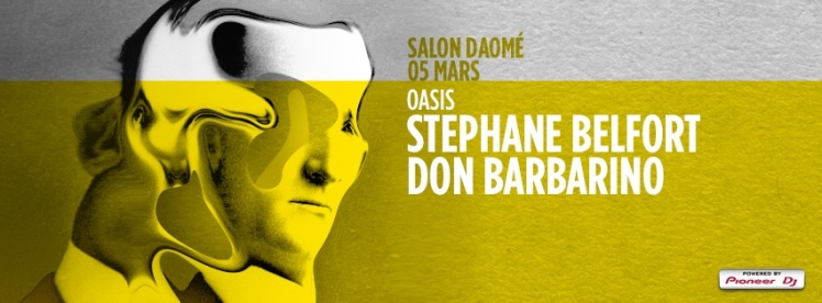 Oasis Wednesdays Steph Belfort Don Barbarino