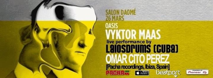 Oasis Wednesdays Vyktor Maas