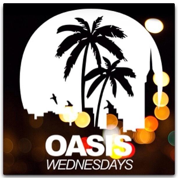 Oasis Wednesdays