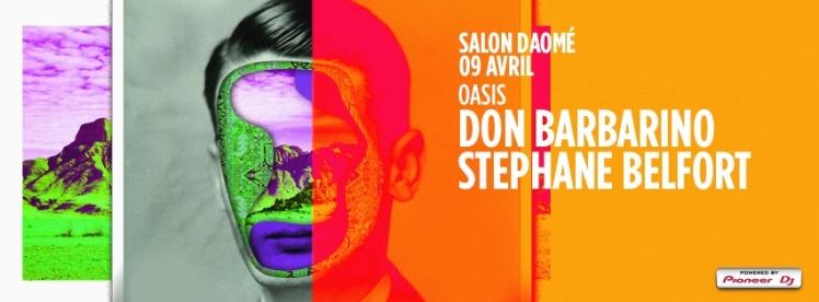 Oasis Wednesdays Don Barbarino Steph Belfort