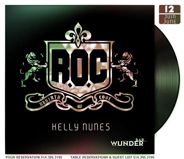Rebirth Of Cool @ Wunderbar (W Hotel) Kelly Nunes