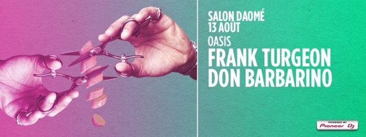 Oasis Wednesdays @ Salon Daomé