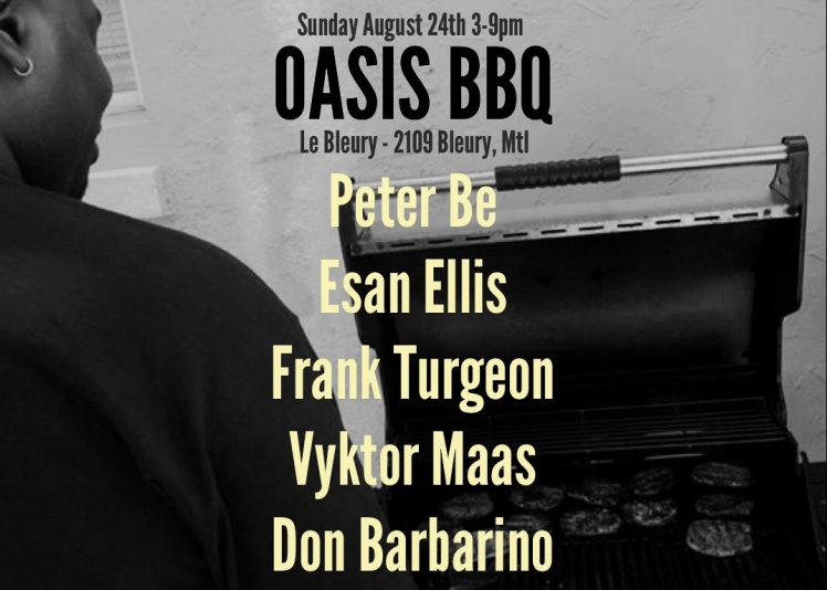 Oasis BBQ