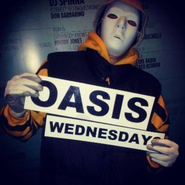 Oasis Wednesdays Halloween Party