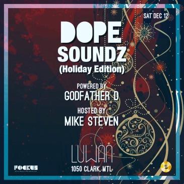 Dope Soundz Holiday Edition Luwan 5 Starz Dope Soundz Fockus Entertainment
