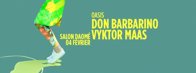 Don Barbarino x Vyktor Maas
