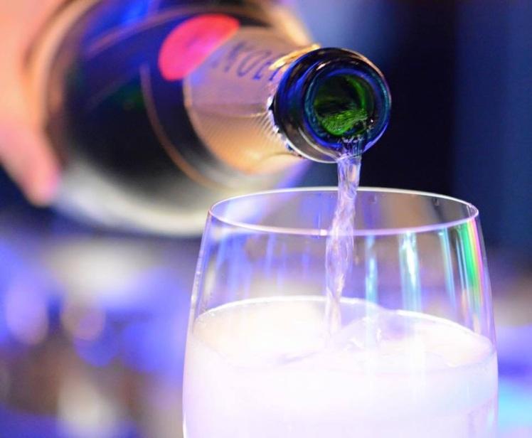 Wunderbar W Hotel Cocktail