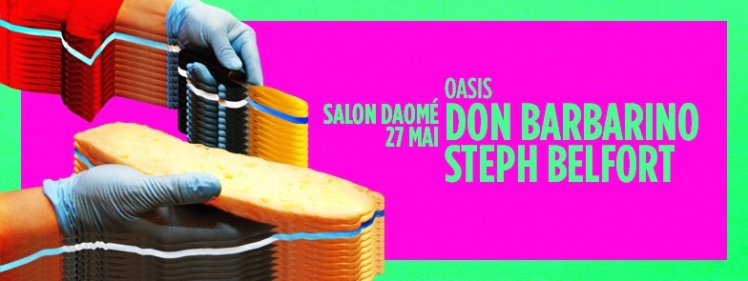 Oasis Wednesdays Steph Belfort Don Barbarino