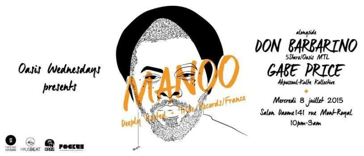 Manoo Deeply Rooted Tribe Records France