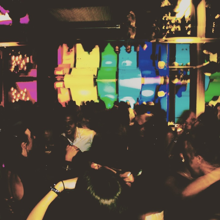 Rebirth of Cool Fockus Entertainment Wunderbar W Hotel