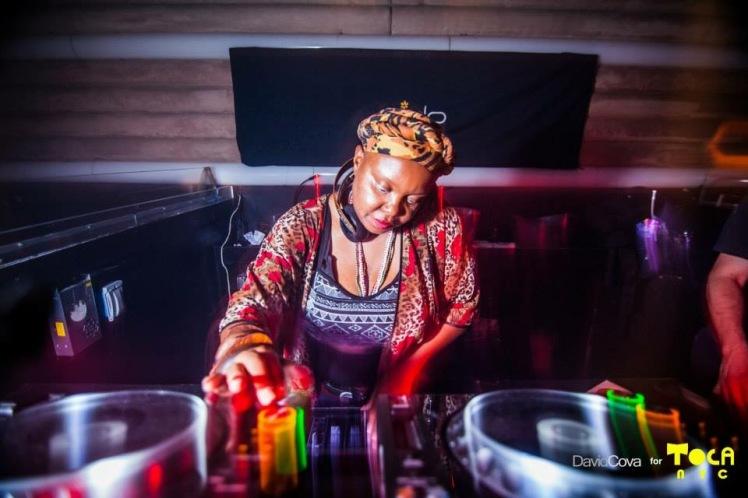 DJ SABINE NYC - OYASOUND