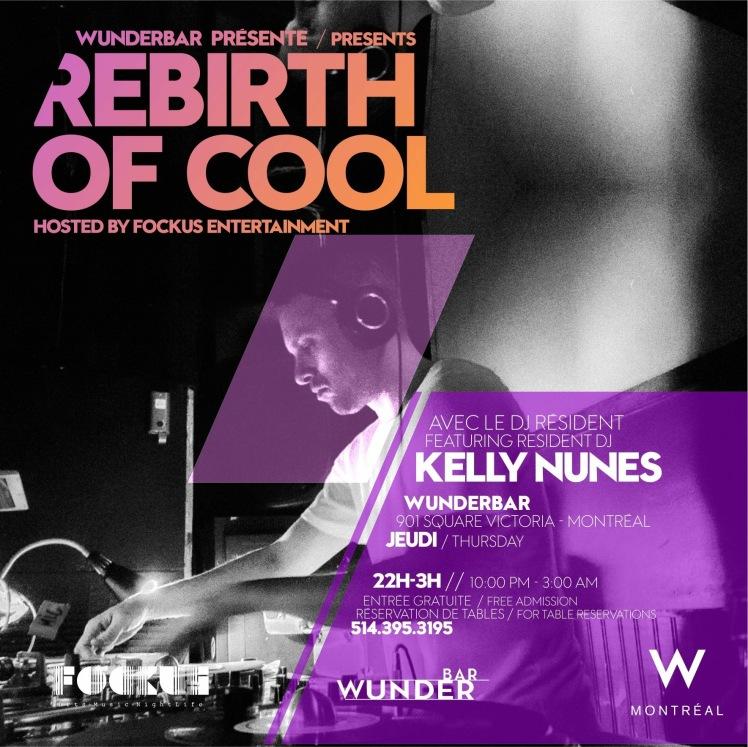 Rebirth of Cool Wunderbar W Hotel