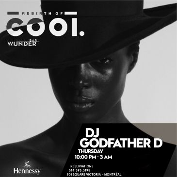 Rebirth of Cool Wunderbar W Hotel Godfather D Mike Steven
