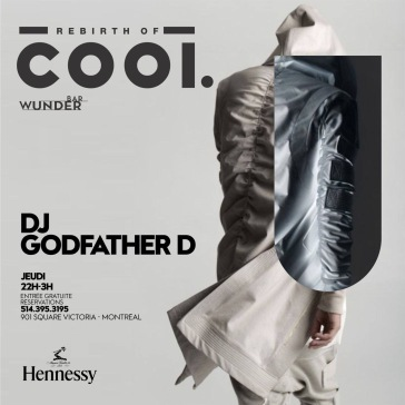 Rebirth of Cool Wunderbar W Hotel Godfather D Mr Mike Steven
