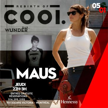 Rebirth of Cool Maus Mike Steven Wunderbar W Hotel