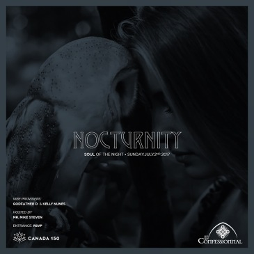 Nocturnity Soul of the Night Confessionnal Godfather D Kelly Nunes Mike Steven